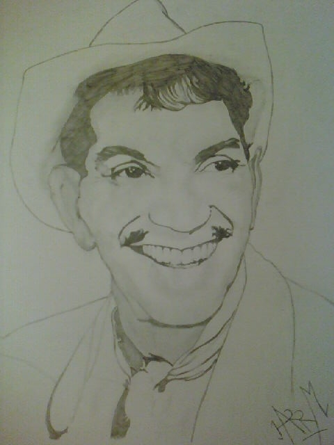 Cantinflas by Alecks
